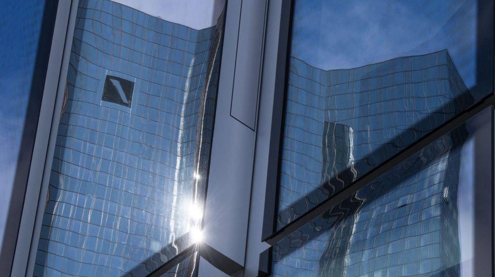 Foto: Sede central de Deutsche Bank en Fráncfort, Alemania. (EFE)