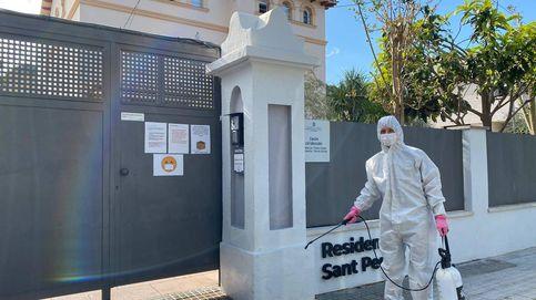 El piloto de MotoGP que desinfecta una residencia de Barcelona: Ahora te ayudo yo