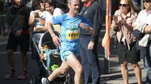 Martín Fiz gana en Boston y alcanza la mitad de su desafío maratoniano