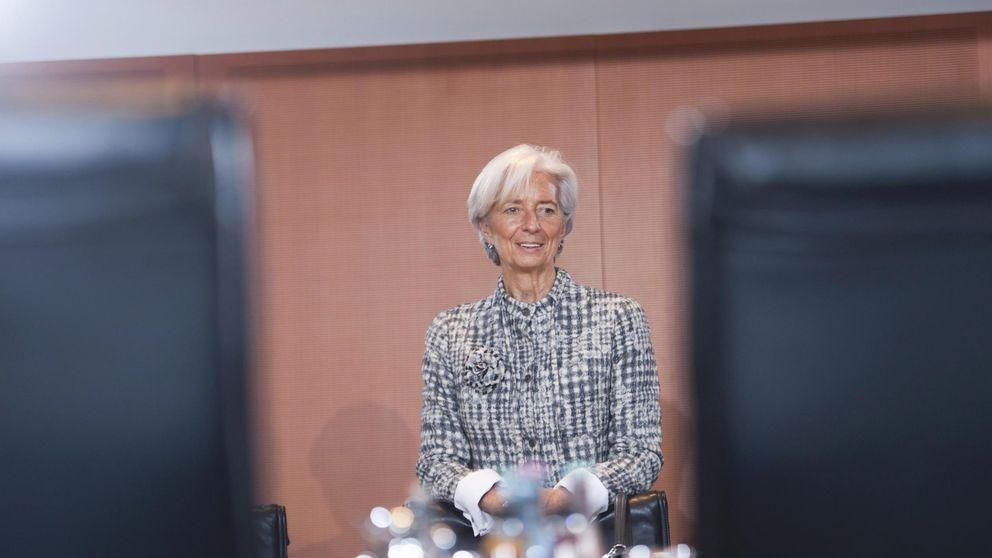 Lagarde avisa del terremoto que causará la subida de los tipos