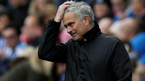 Mourinho se pega una costalada mientras Guardiola sigue como un tiro