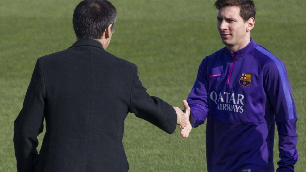 Messi, el terror del Manchester City de Guardiola. ¿También el de Bartomeu?