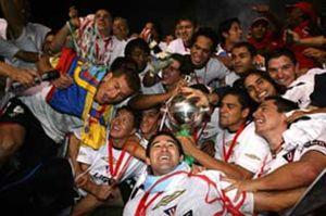 El Liga de Quito logró su primera Copa Libertadores de América ante el Fluminense