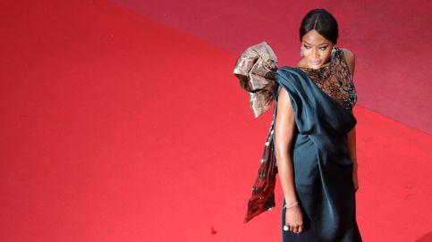 Naomi Campbell, reina indiscutible de la séptima noche del Festival de Cannes