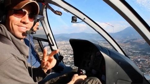 Instagram - Enrique Iglesias toma clases de vuelo en Guatemala