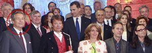 Los príncipes de Asturias coinciden en Lisboa con el exsuegro de Corinna