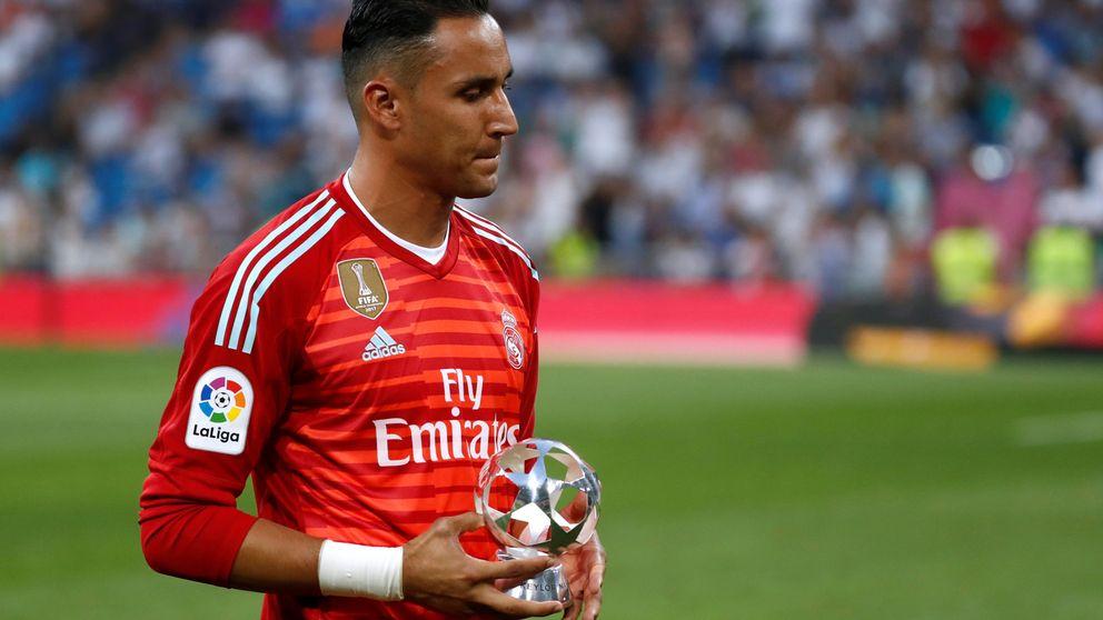 La frustración de Keylor Navas crece: tampoco juega el Mundial de Clubes