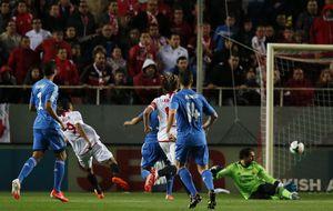 La pérdida de fortaleza defensiva sacude al Madrid ante los grandes