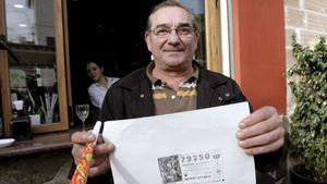 Un empresario compró 50 décimos del Gordo y regaló 15 a familiares y amigos