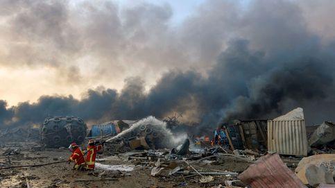 Más de 100 muertos y 4.000 heridos: cómo una explosión química arrasó Beirut