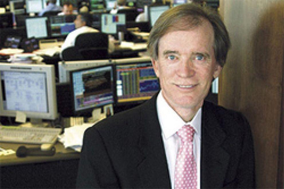 """Bill Gross de PIMCO echa un jarro de agua fría: """"Las subastas están cocinadas"""""""