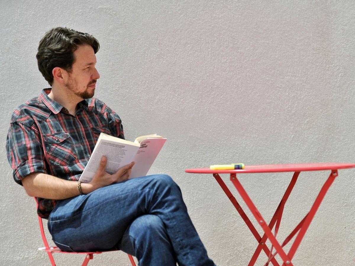 Foto: El exsecretario general de Podemos, Pablo Iglesias. (EFE)