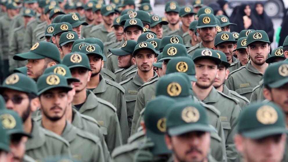 Irán cierra filas en torno a la Guardia Revolucionaria y amenaza a EEUU