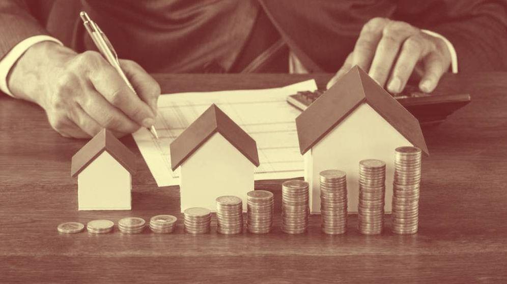Foto: Los fondos han invertido miles de millones en ladrillo español.