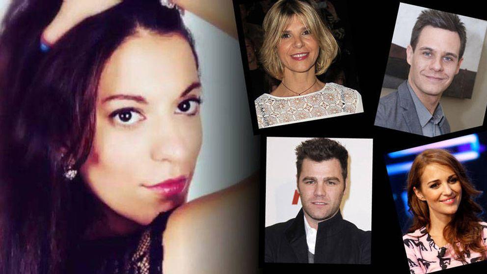Los famosos se vuelcan en la búsqueda de Diana: Arancha de Benito, Terelu Campos...