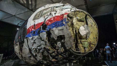 El MH17 cayó por un misil ruso