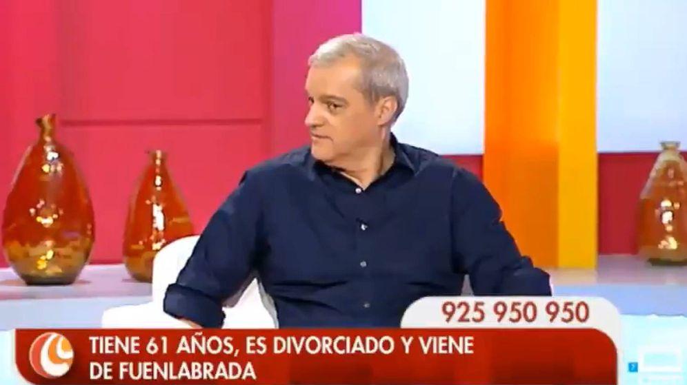 Foto: Ramón García, en 'En Compañía'. (Castilla La Mancha TV)
