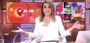Post de Se cumplen los peores augurios: Carme Chaparro no pasa del 2,3% en la tarde