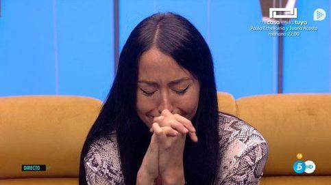Aurah Ruiz se derrumba en 'GH VIP 6' al recibir noticias de su hijo enfermo