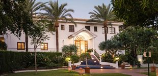 Post de Pillamos al gurú Philippe Starck en la clínica Buchinger de Marbella