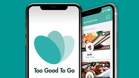 Dos platos por 4€: he probado una 'app' para pedir comida que sobra. ¿Merece la pena?