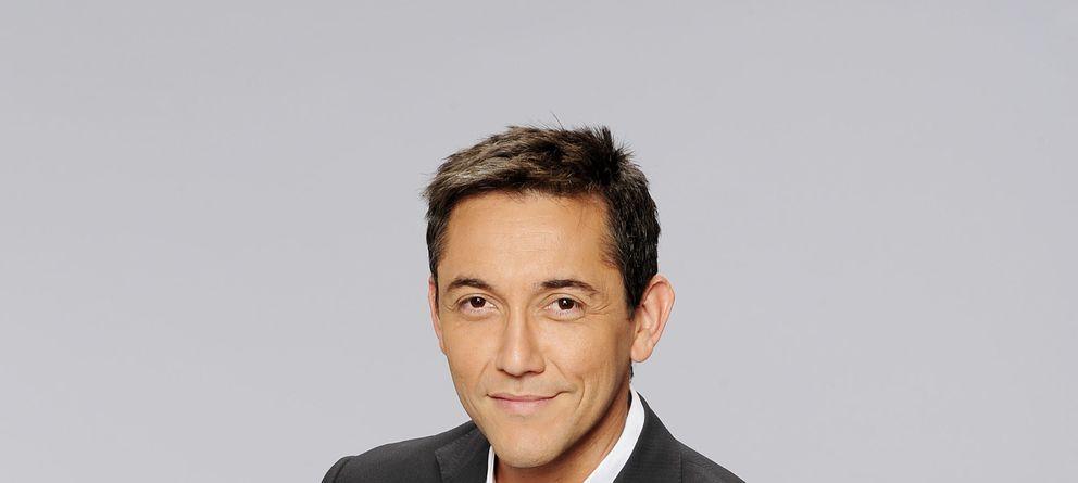 Javier Ruiz acompañará a Sandra Barneda al frente de 'Un tiempo nuevo'