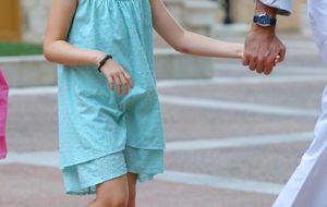 La Princesa Leonor inaugurará su agenda el Día de la Fiesta Nacional