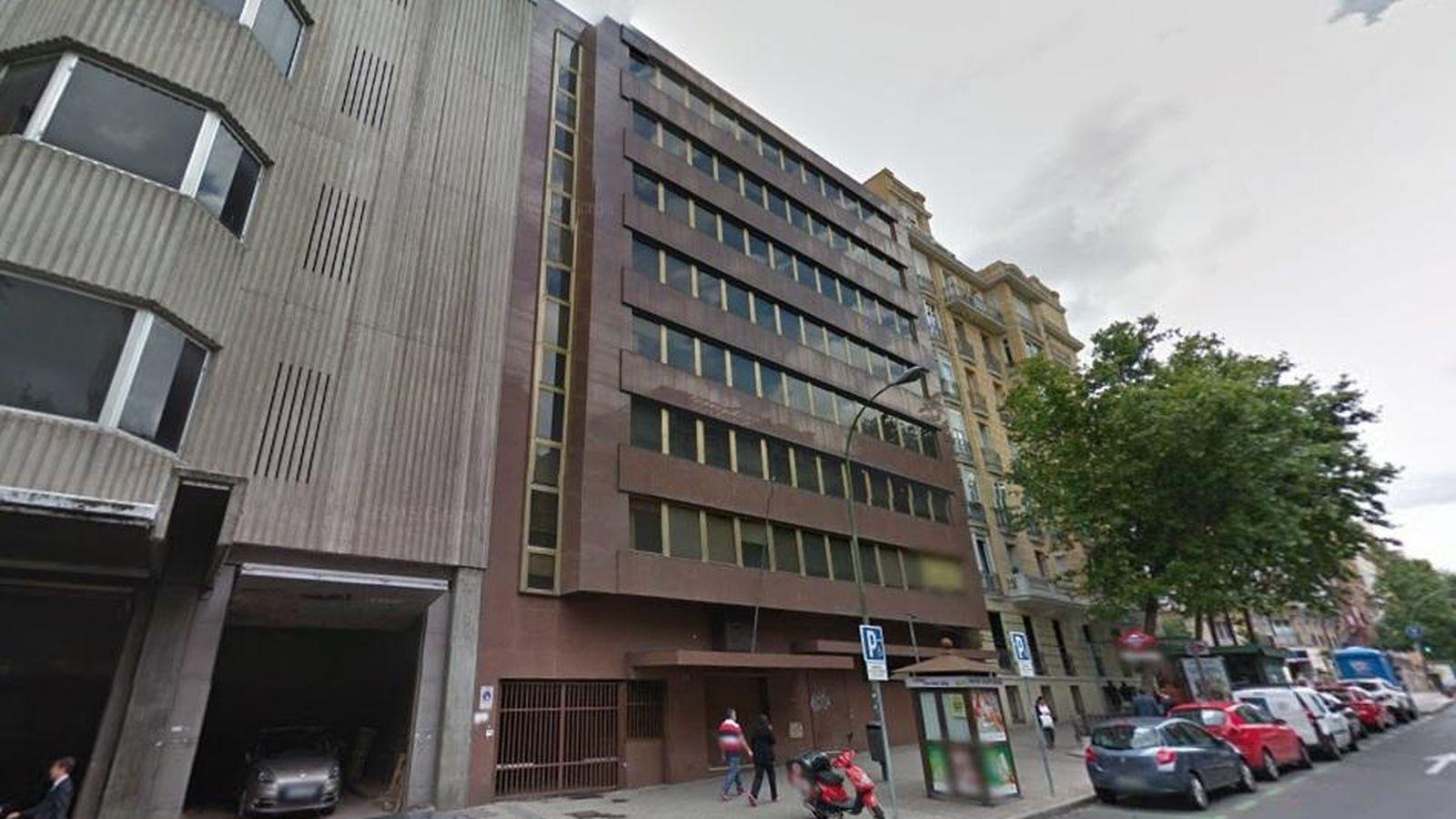 Foto: Río Rosas 24. Edificio comprado por el fondo inmobiliario de Arcano.