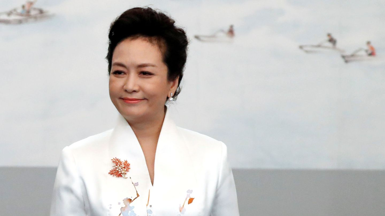 La primera dama china. (Reuters)