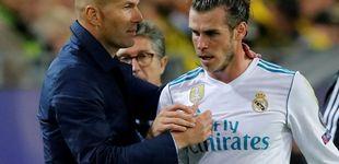 Post de El 'plan de fuga' del agente de Bale al ver que Zidane no le puso ante el PSG