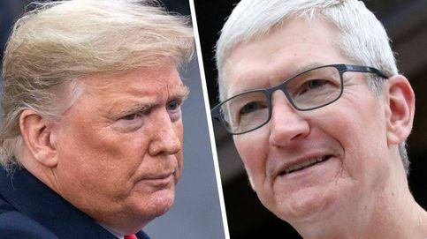 Trump acusa a Apple de no desbloquear iPhones de asesinos: Tienen que ayudarnos