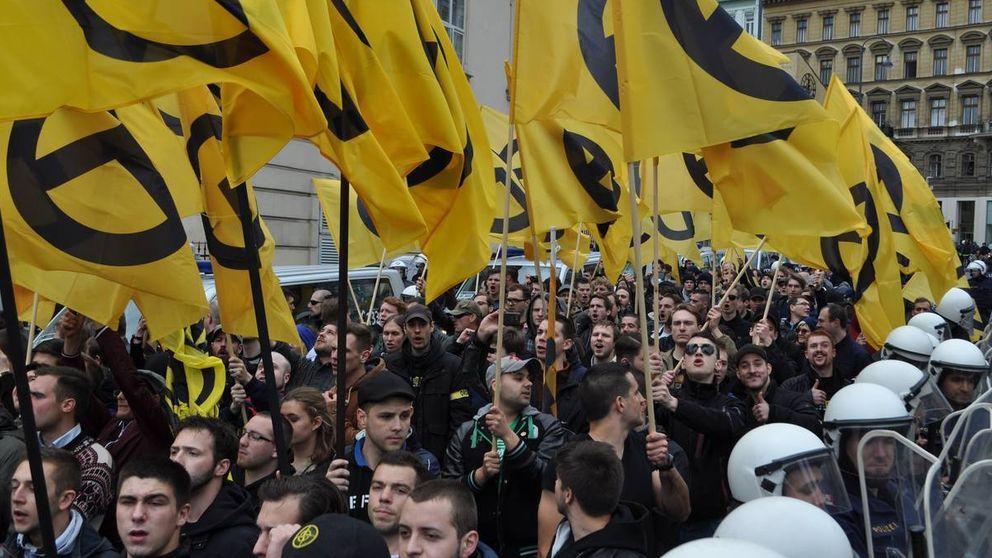 Así son las Nuevas Derechas alemanas: jóvenes, intelectuales y nacionalistas