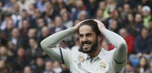 Post de Zidane ya sabe que Isco está incómodo con su situación en este Real Madrid
