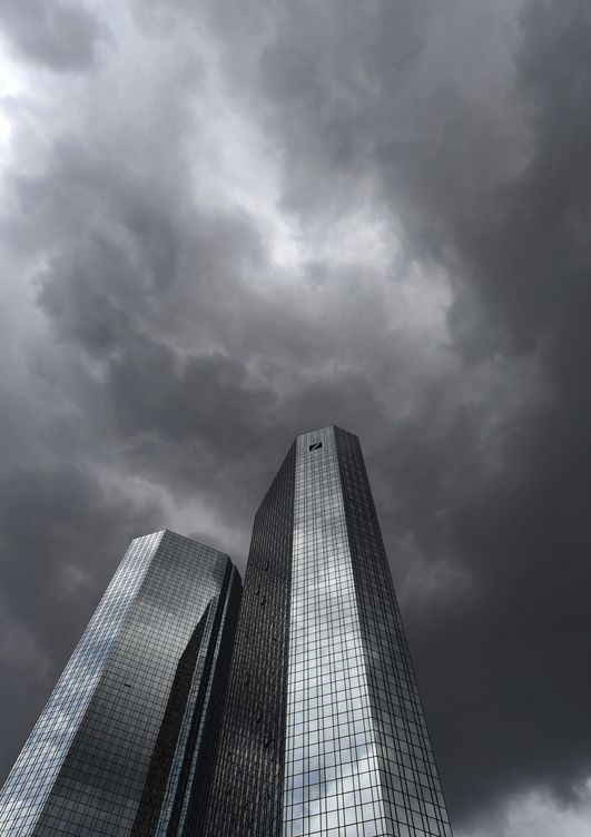 Foto: Sede del Deutsche Bank en Fráncfort./EFE