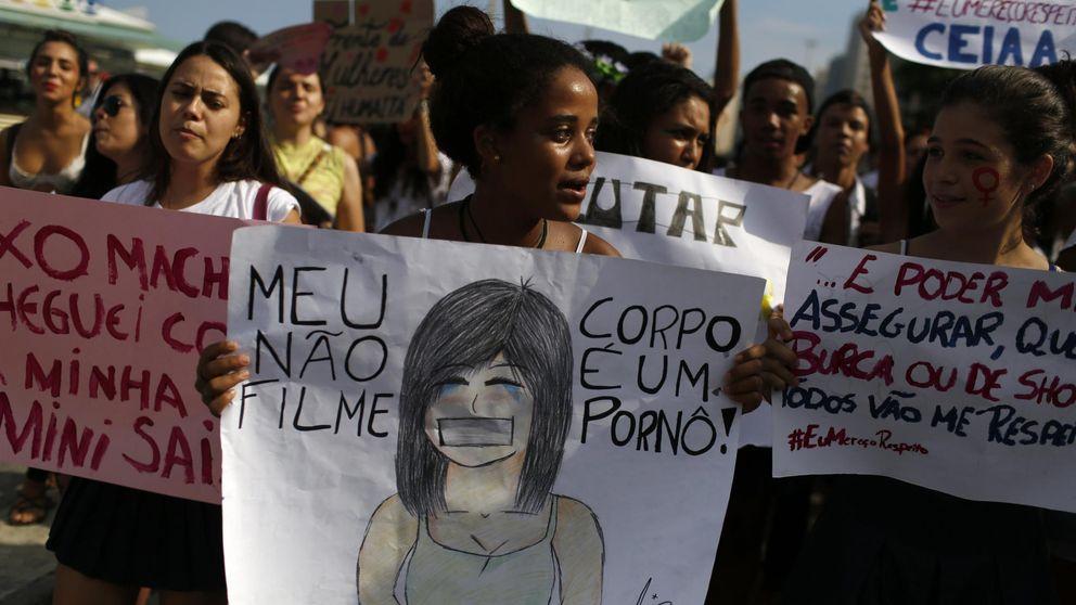 El año en que la mujer brasileña dijo 'Basta'