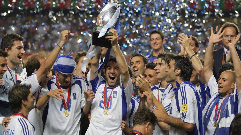 Foto: El histórico título de Grecia, el triunfo de la humildad (Foto: UEFA)