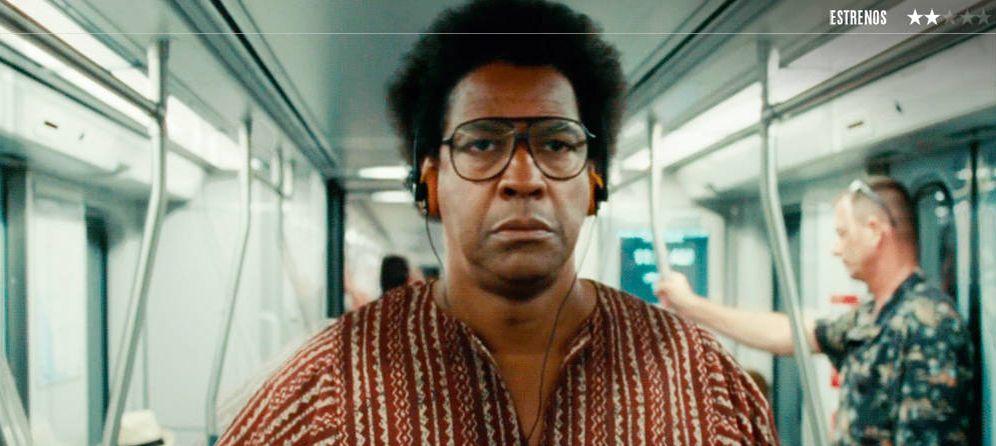 Foto: Denzel Washington, en una escena del filme.