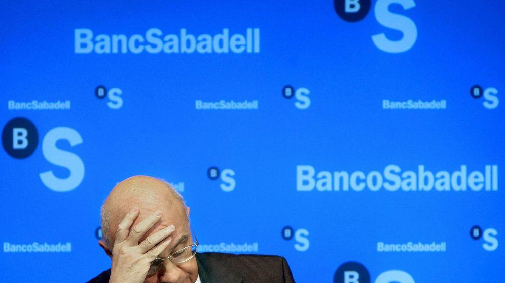Foto: El presidente del Banco Sabadell, Josep Oliu. (EFE)