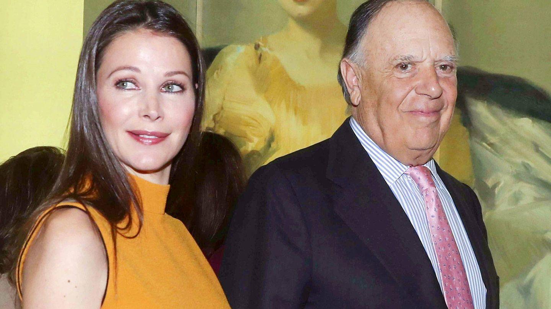 Esther Doña y Carlos Falcó. (EFE)