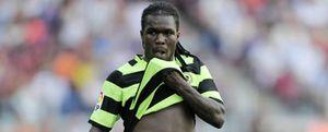 El Hércules se harta de Royston Drenthe y se plantea rescindir su contrato