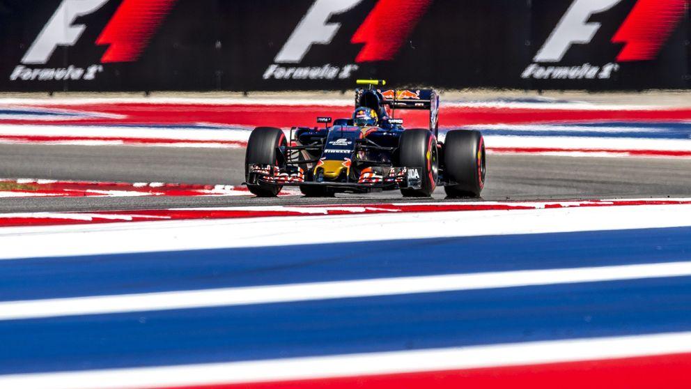 Carlos Sainz hace el gran premio de su vida... pese al cabroncete de Alonso