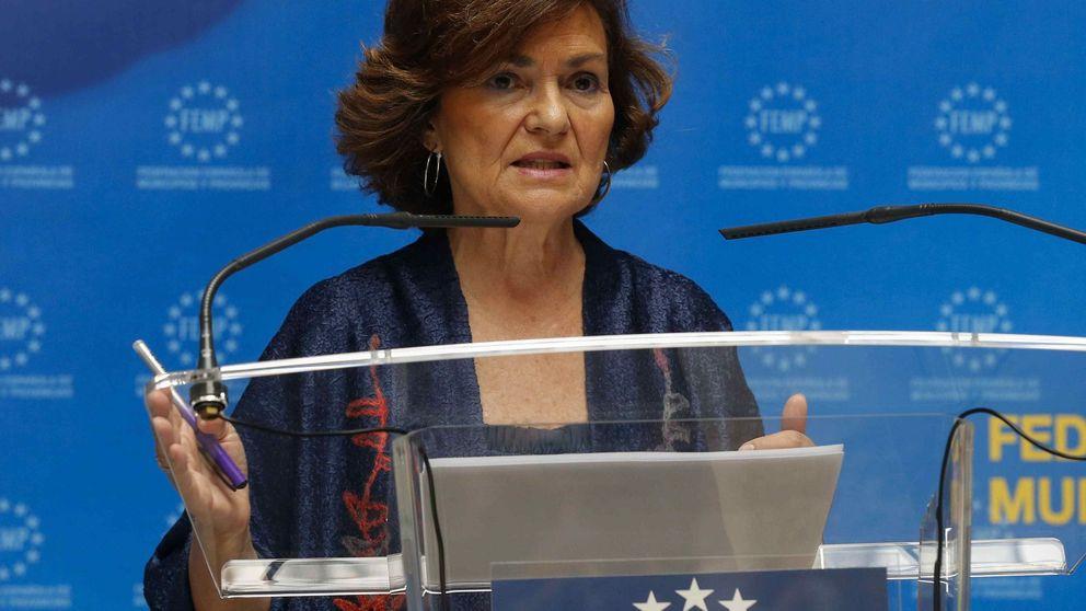 Calvo confía en que se mantenga el reparto inicial de 15 inmigrantes para España