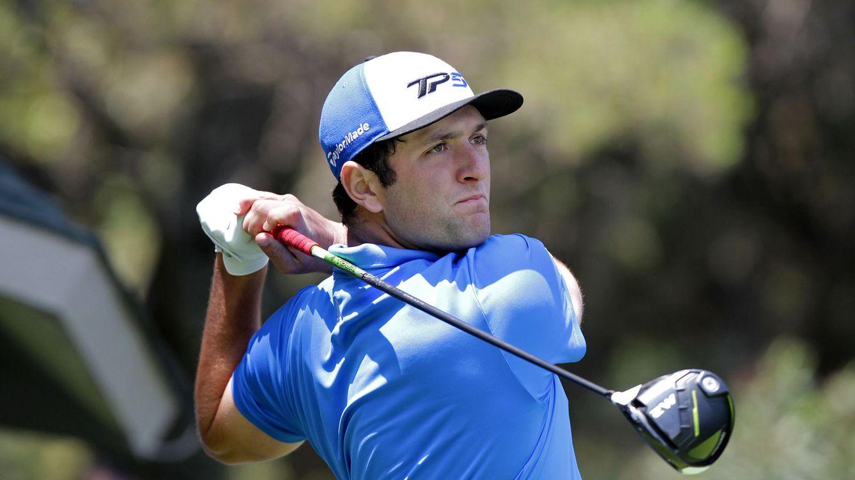 El español Jon Rahm lidera el World Golf Championship de México