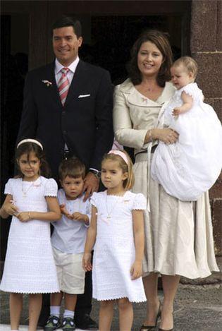 Foto: El marido de Alexía de Grecia: Tuve que tomar una copa antes de conocer a los Reyes