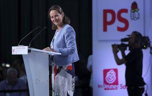 Valls rescata a la 'ex' de Hollande como ministra en el nuevo Gobierno