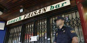 El rastreo al móvil de Ballesteros corrobora que estuvo en el bar Faisán