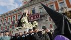 Procesiones de Madrid: recorridos y  horarios de los pasos y tronos