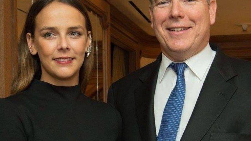 Charlène 'planta' de nuevo a Alberto y Pauline Ducruet ejerce de primera dama