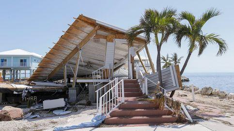 Secuelas tras el huracán Irma en los Cayos