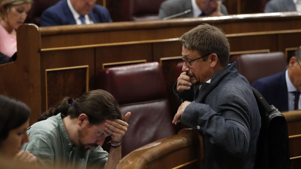 Iglesias marca distancias con Puigdemont y pide derrotarlo con votos, no por la fuerza